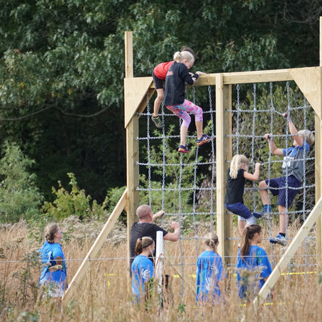 Fall 2018 Youth Obstacle Race - October 20, 2018