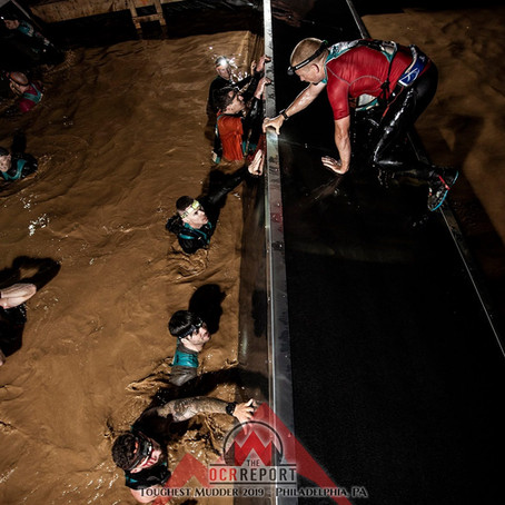 Toughest Mudder Philly 2019