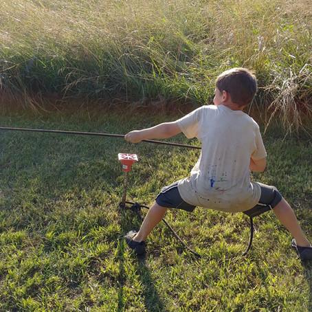 YMCA Ninja Warrior Camp - July 21, 2017