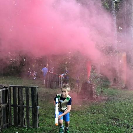 Gavin's 13th Birthday Party at the Tardigrade - September 29, 2018