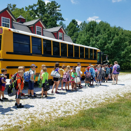 Talbot County Parks and Rec Summer Camps - July 13, 2018