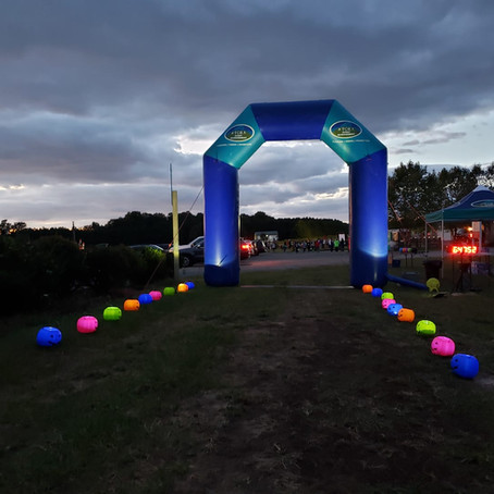 The Triple T Trail of Terror 5K - October 13, 2018