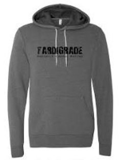 Tardigrade Hooded Sweatshirt (grey)