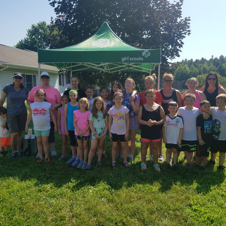 Girl Scouts Group Event - June 30, 2018