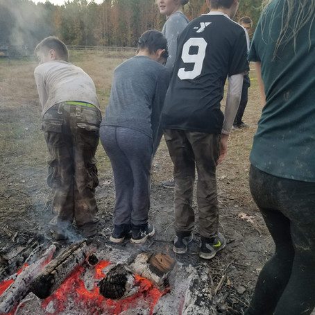 First Baptist Church Youth Group Event - November 4, 2018