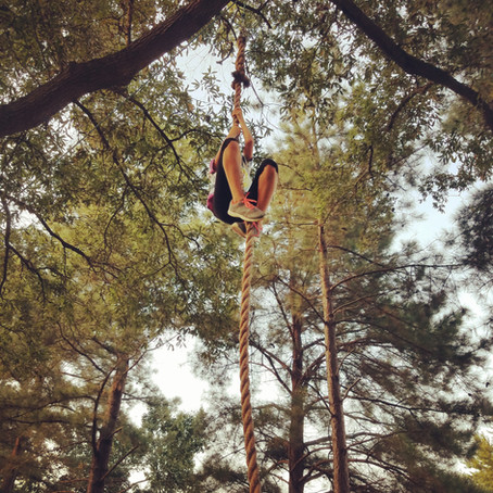 Ninja Warrior Youth OCR Training Program - 2018