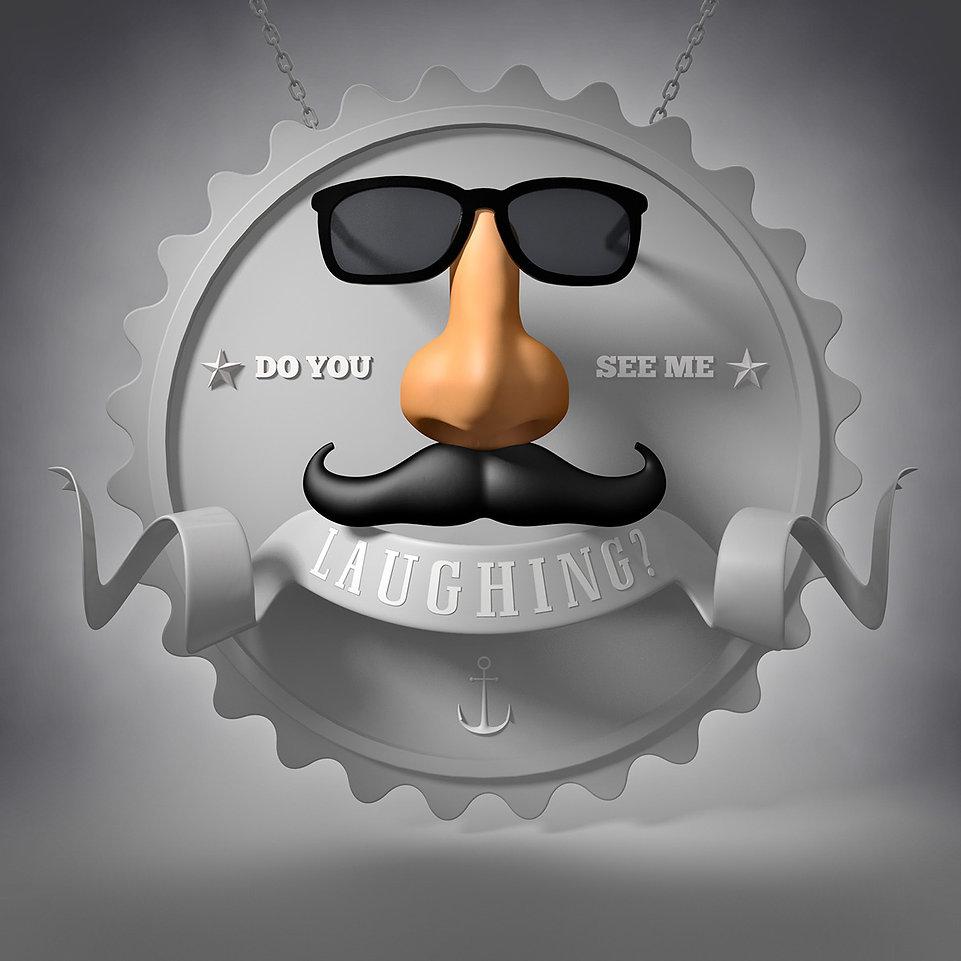 rubber-nose-and-glasses-3d-logo-illustra
