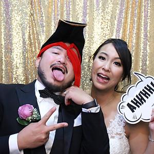 Janice + Andy Wedding
