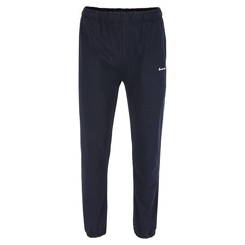 Joggingbroek heren - dunne jersey katoen - met elastiek onderaan - ultra licht