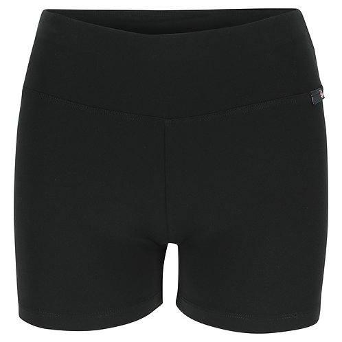 Aanpassend stretch shortje dames - Sportfunctioneel