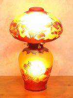 テーブルランプ 2灯 (Rose)