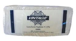 23060 vintage luncheon napkin