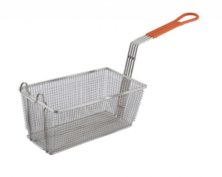 Winco-FB-10-Heavy-Duty-Fry-Basket-with-Plastic-Handle-1768