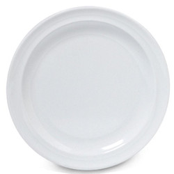 get-dp-509-w-white-9-supermel-plate-24-case