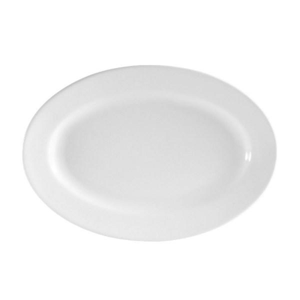CAC China RCN-14 Oval Platter