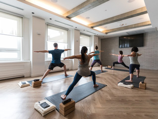 Experience Our Fitness & Wellness Classes