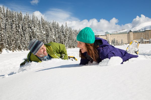 Winter Wonderland | Fairmont Chateau Lake Louise