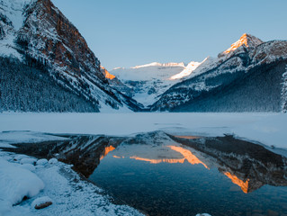 5 Ways to Relax in Lake Louise this Spring