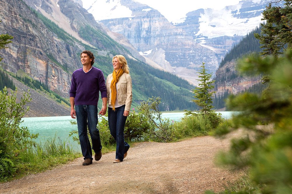 Best Inspiring Self-Love Wellness Retreat in Lake Louise, Alberta Canada