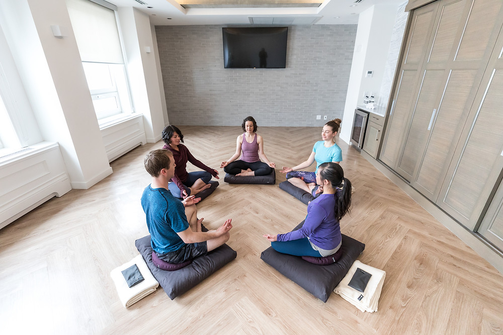 Meditation Wellness Class | Fairmont Chateau Lake Louise