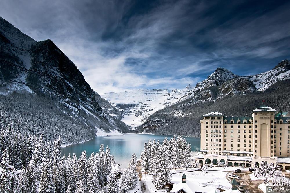 Fairmont Chateau Lake Louise, Banff National Park, Canada | Lake Louise Wellness