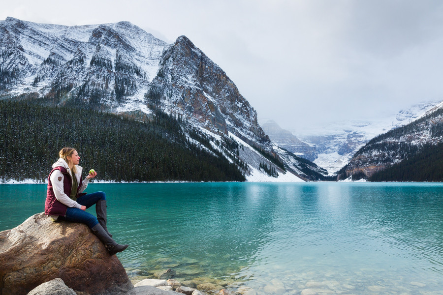 Best Mindful Eating Wellness Retreat in Lake Louise, Alberta, Canada