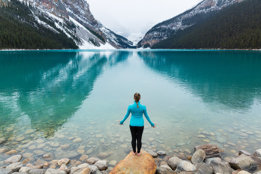 Self-Care Practices | Lake Louise Wellness | Canadian Rocky Mountains