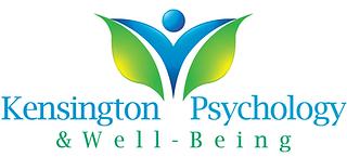 Logo - kensington Psychology & Well-Being, Psychologist Kensington adelaide,