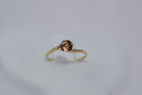 スリランカ産 アンダルサイト 指輪 18k
