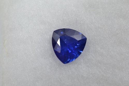 0.78ct ブルーサファイア