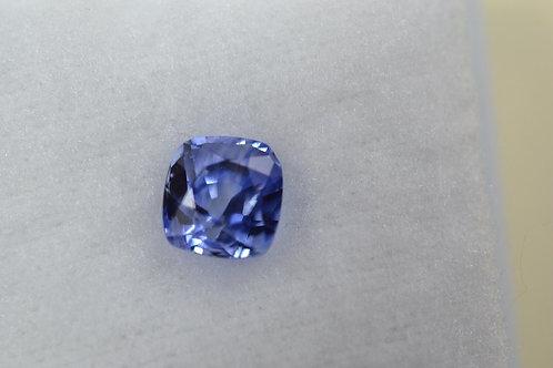 1.25ct ブルーサファイア