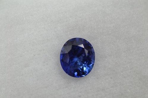 0.92ct ブルーサファイア
