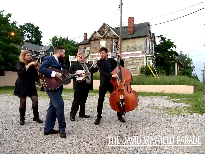The David Mayfield Parade