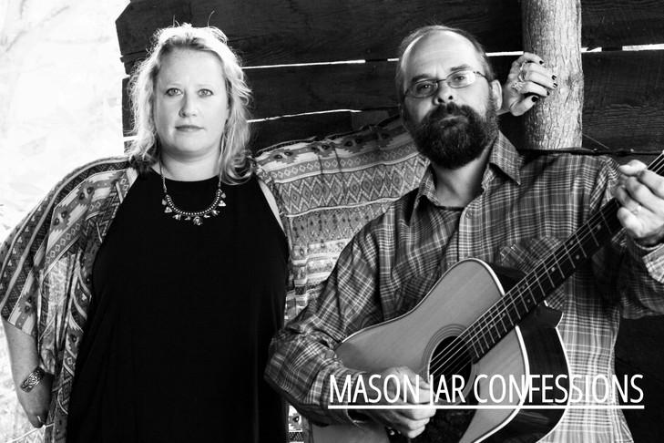 Mason Jar Confessions