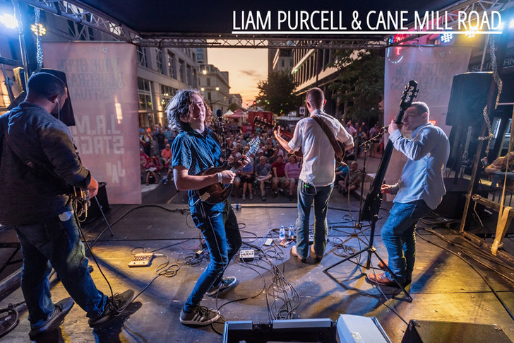 Liam Purcell & Cane Mill Road