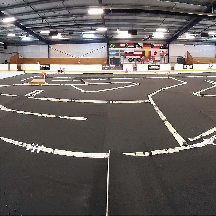 HRCCC 2021 Indoor Offroad Championship - Round 4 May