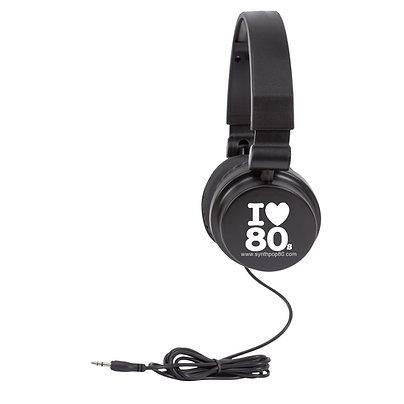 Headphones I Love 80's