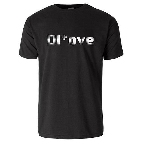 T-Shirt DI*ove Men Black