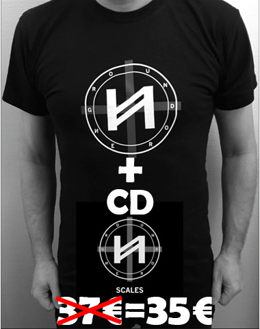 Scales CD + T-Shirt