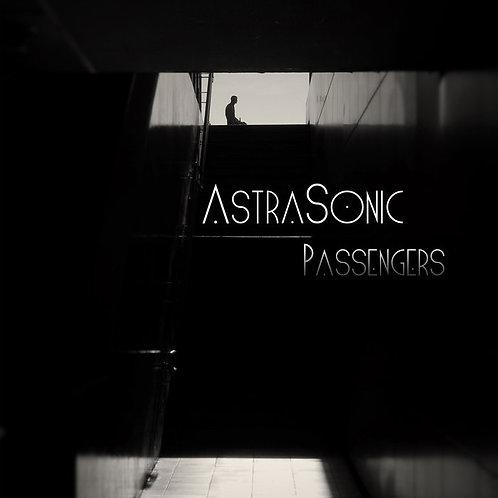 """CD """"Passengers"""" Version 2019 (Remastérisé)"""