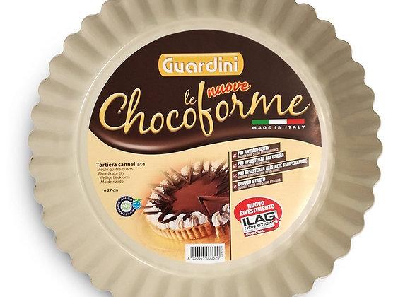 Molde rizado para tarta Guardini
