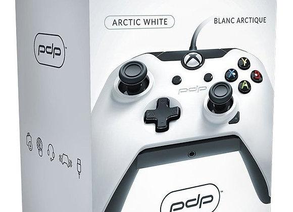 Control Alámbrico para Xbox One (PdP) Blanco