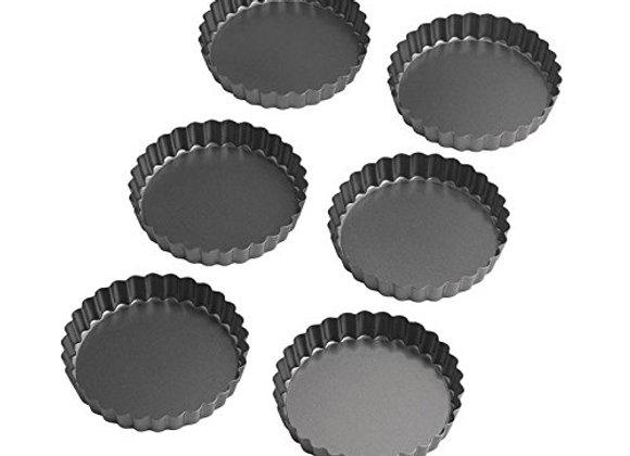 Moldes para tartaletas individuales