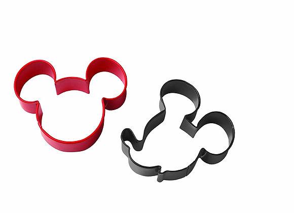 """Cortador De Galleta Modelo """"Mickey Mouse"""""""