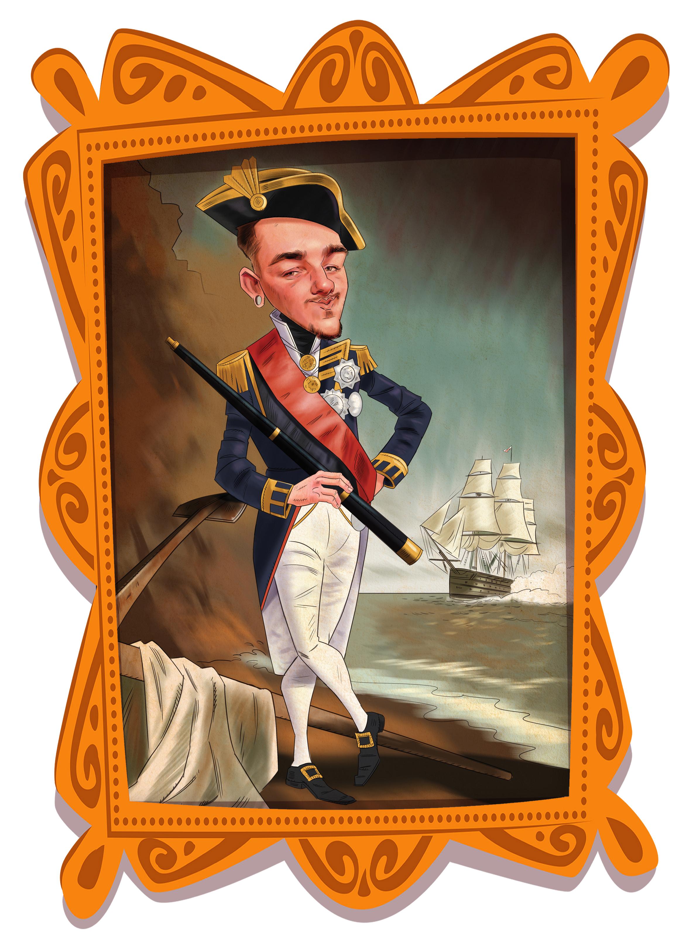 admiral rob multi