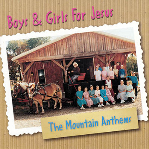 Boys and Girls for Jesus