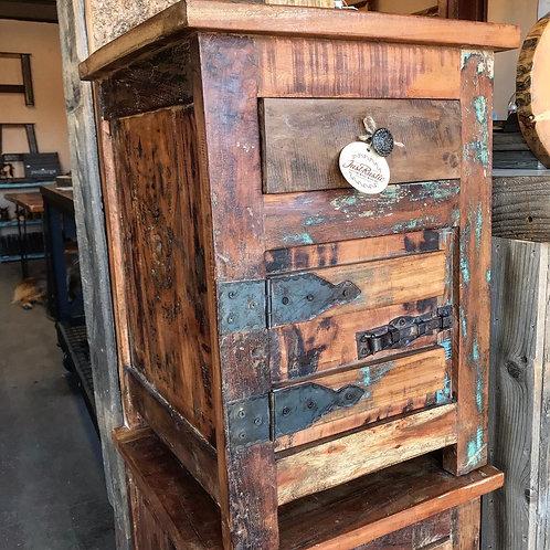 Antique Latch End Tables