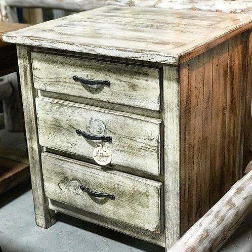 Three-Drawer Night Stand