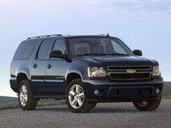 2011-Chevrolet-Suburban-Front-Side-Pictures