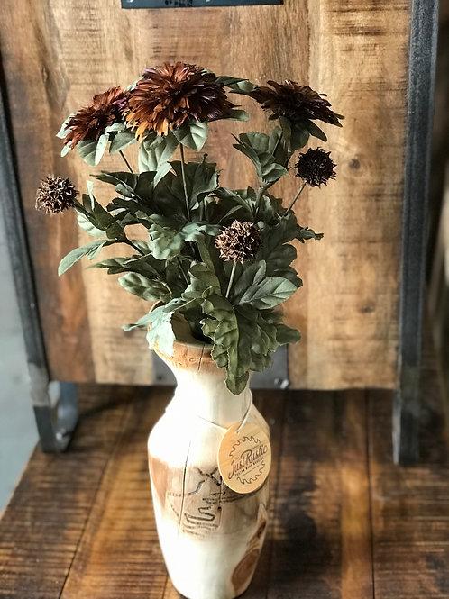 3-Bloom Vase Plug